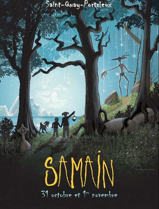 Découvrir le Domaine de Keravel à l'occasion de la fête de la Samain