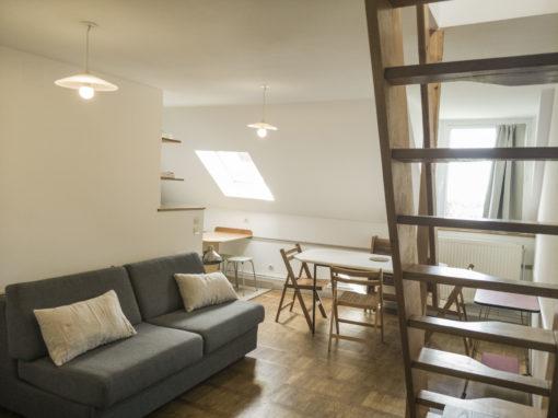 Appartement face à la mer – 4/6 personnes